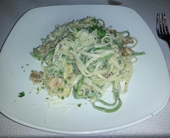 Ta' Karolina: lovely pasta dish