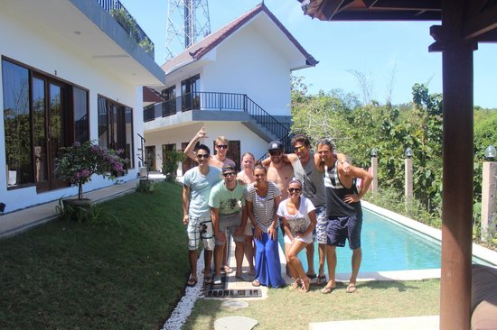 Bombora Surf Camp: Crew