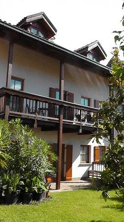 Residence Eichholz : Balkone von Apartment Nr. 5 und 6
