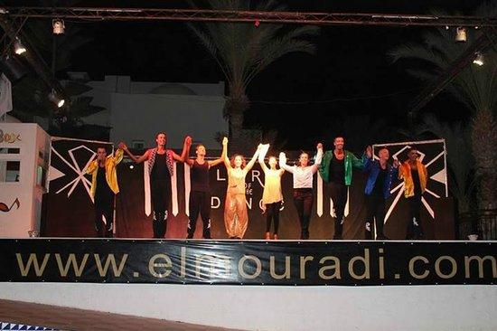 El Mouradi Djerba Menzel: spettacolo serale