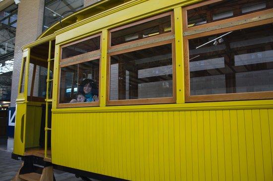 Museo del Ferrocarril: 01