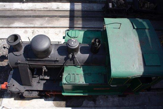 Museo del Ferrocarril: 07