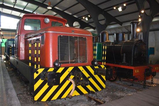 Museo del Ferrocarril: 09