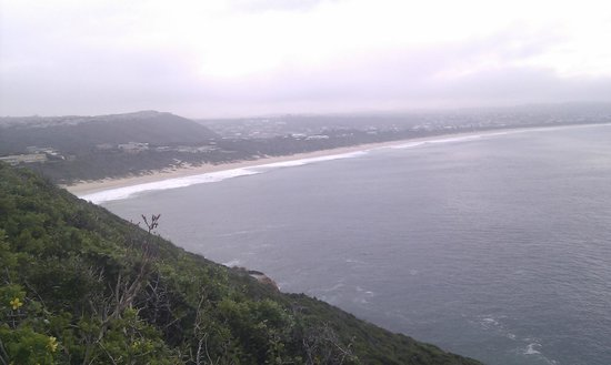 Robberg Nature Reserve: The view towards Plettenberg Bay