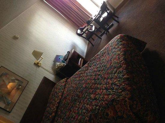 Red Carpet Inn Louisville: Room
