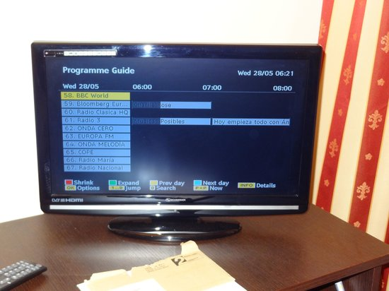 Pierre & Vacances Residenz Torremolinos Stella Polaris: TV channels
