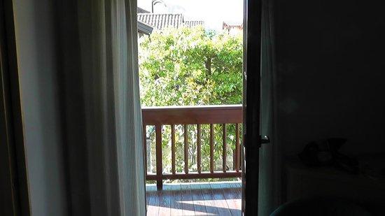 Residence Eichholz : Blick vom Balkon Nr. 7