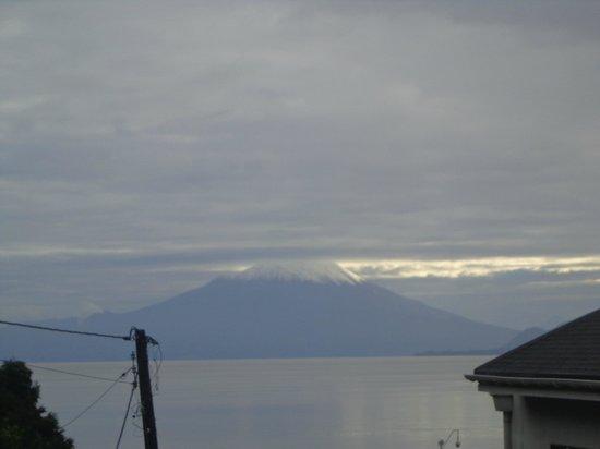 Hotel Cabana del Lago : Osorno Volcano