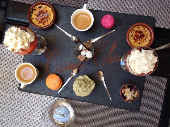 O Papilles - Le restaurant : Cuisine chic ! Delicieux Mangalores