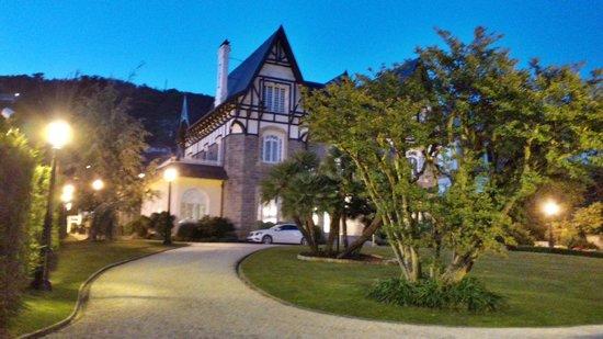 Hotel Villa Soro : exterior