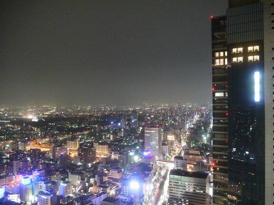 Nagoya Marriott Associa Hotel : 夜景も綺麗です