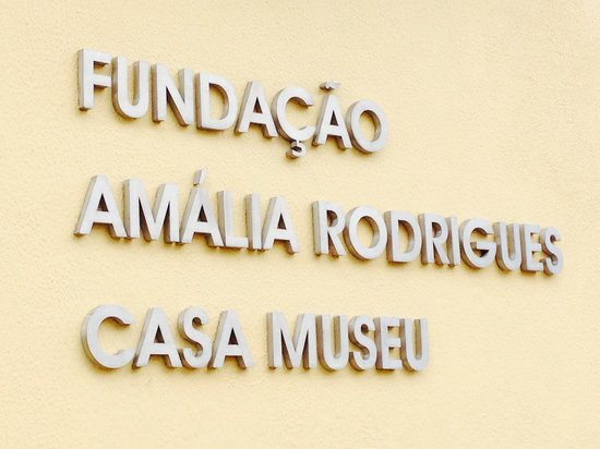 Fundacao Amalia Rodrigues Casa Museu
