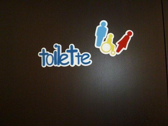TownHouse 70 : Toilet