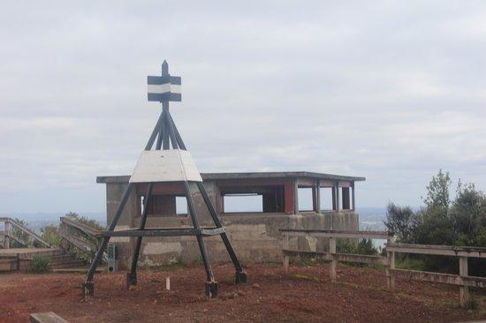 Rangitoto Island : the Summit