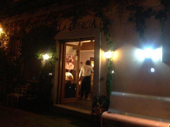 Osteria la Quercia: Entrance view
