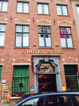 Jacobs Hotel : Entrance
