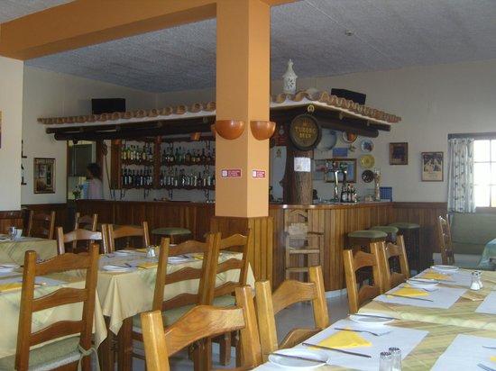 Vila Gale Atlantico : restaurant O AMIGO où nous avons mangé du poulet piri piri
