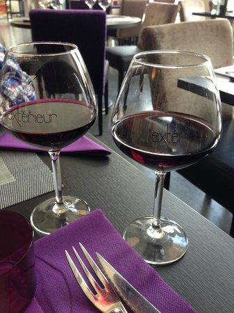 L'Exterieur : Le vin