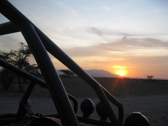 NAZCA PERU 4X4: End of the best day ever