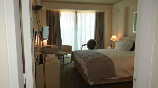 NJV Athens Plaza: The stylish interior of the room