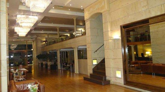 NJV Athens Plaza: The Lobby