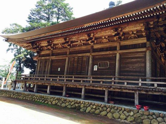 Chokoku-ji Temple: Temple