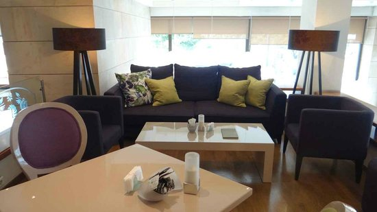 NJV Athens Plaza: At the Plaza Lounges