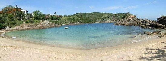 Ferradurinha Beach : ferradurinha