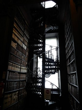 The Book of Kells and the Old Library Exhibition: The Stacks