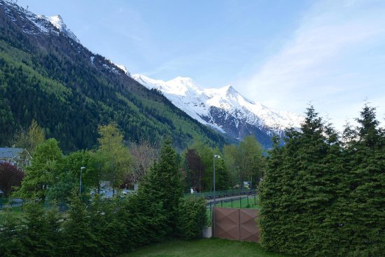 Mercure Chamonix Centre Hotel : Room View
