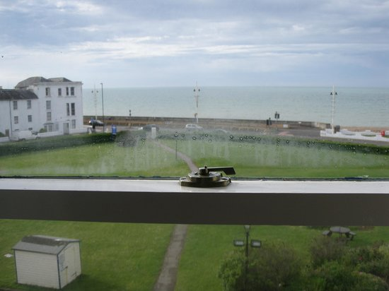 The Royal Norfolk Hotel Seaview View from my bedroom