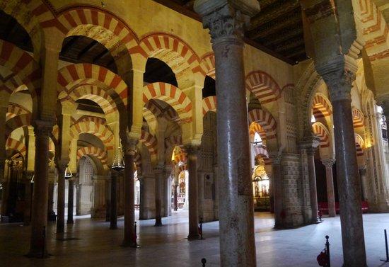 Cathédrale de Cordoue : 柱