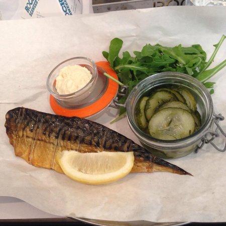Rockfish Dartmouth : Lovely smokie starter