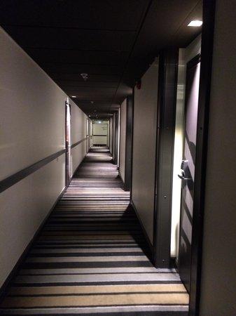 Hotel C Stockholm: Hallway