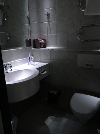 Hotel C Stockholm : Drain is not good (sink and shower)