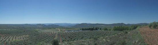 Villahermosa, España: Vistas