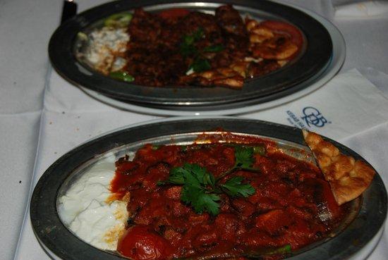 Sultanahmet Buhara Kebab House : Eccellenti kebab e agnello