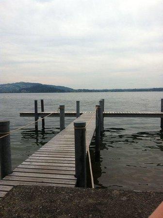 Zunfthaus Kreuz: Dock