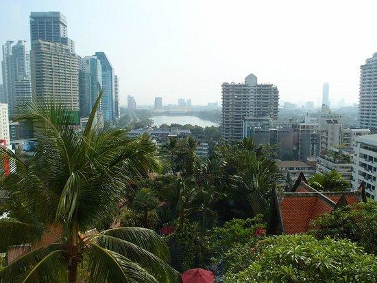 Sheraton Grande Sukhumvit, A Luxury Collection Hotel: 1406号室からの眺め