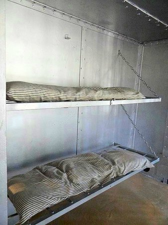Cell Beds Picture Of Old Brunswick County Jail Museum Southport