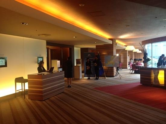 Hilton Tokyo: Meeting room