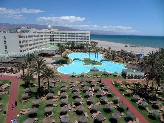 Evenia Zoraida Park : View from room 503