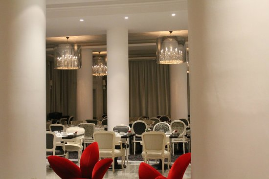 Gran Melia Colon: restaurant