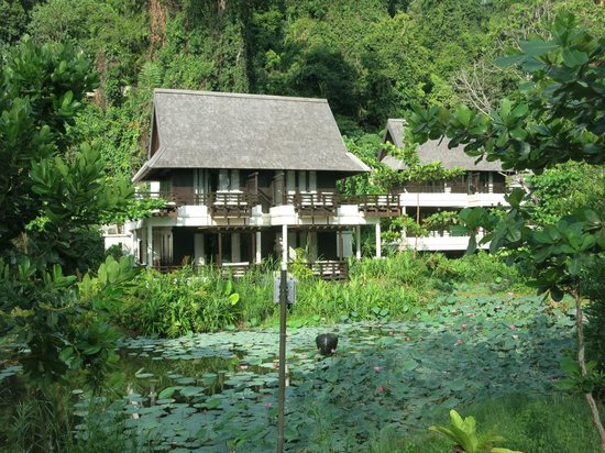 Gaya Island Resort : GArdenView