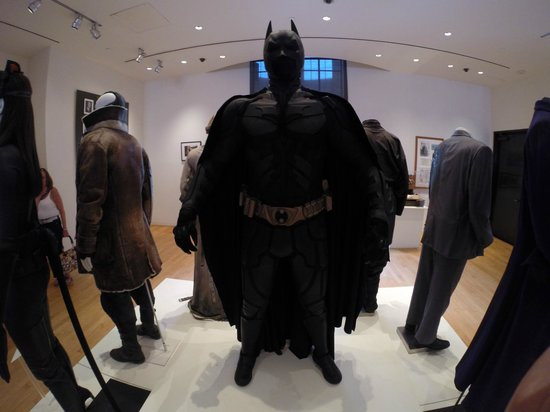Warner Bros. Studio Tour Hollywood : Costume Museum