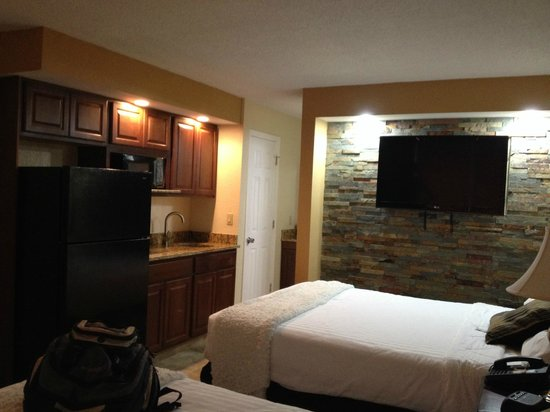 Satisfaction Orlando Resort: Quarto