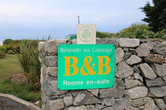 Briseadh Na Carraige: B&B