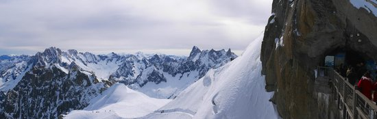 Mont Blanc : Top View