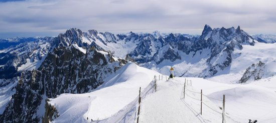 Mont Blanc: Top View