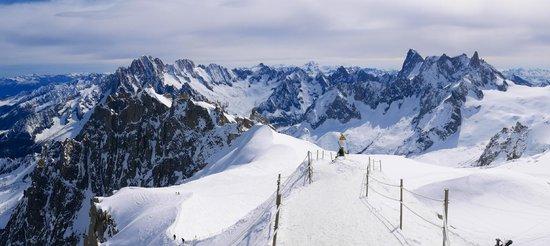 Mont Blanc : Top View